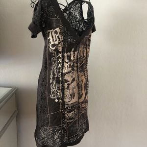 Salvage Dresses - SALVAGE Netted Dress!